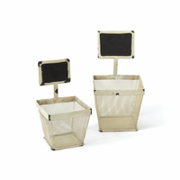 Go Home Set of Two Madre Baskets