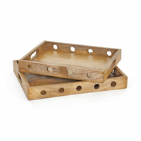 Go Home Set of Two Sorriso Trays