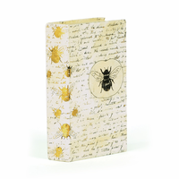 Go Home Single Bumble Bee Gold Leaf Book