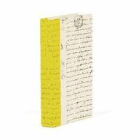 Go Home Single DS BK Bold Mod Yellow Book