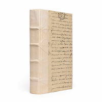Go Home Single Solid Ivory Book