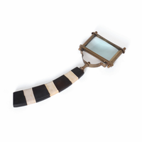 Go Home Striped Magnifier