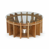 Go Home Sundial Coffee Table