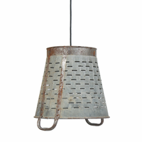 Go Home Vintners Basket Hanging Light