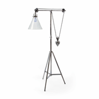 Go Home Weighted Floor Lamp