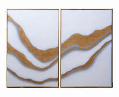Gold Abyss - Set Of 2