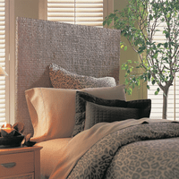 Grass Weave Headboard - Twin