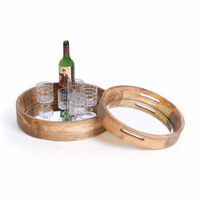Go Home Set of Two Sampson Trays