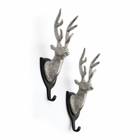 Go Home Pair Of Klaus Wall Hooks