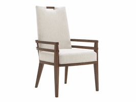 Island Fusion TH-556-885-02 Coles Bay Arm Chair - Ships Assembled