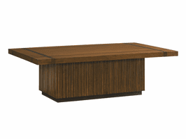 Island Fusion TH-556-945 Castaway Rectangular Cocktail Table