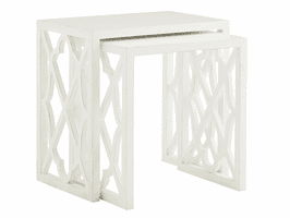 Ivory Key TH-543-957 Stovell Ferry Nesting Tables