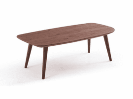 J & M Furniture Downtown Coffee Table