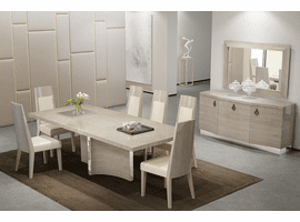 J & M Furniture Giorgio Dining Room