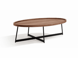 J & M Furniture Uptown Coffee Table
