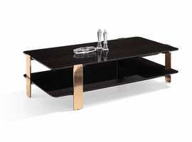 J & M Furniture Vegas Coffee Table