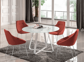 J & M Furniture Vera Modern Dining Chair (Set of 4)