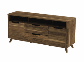 Jesper Media Cabinet Tahoe Series Collection