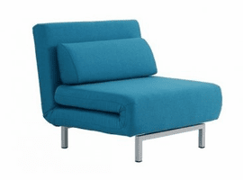 JNM LK06-1 Sofa Bed In Teal