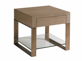 Lexington Shadow Play LH-725-957 Empire Square End Table