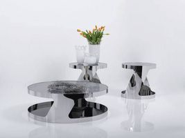 J & M Furniture Modern end Table 931