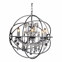 Moe's Home Furniture Adelina Pendant Lamp Large