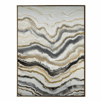 Moe's Home Furniture Agate Wall Decor
