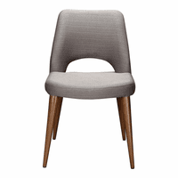 Moe's Home Furniture Andre Dining Chair Light Brown-m2