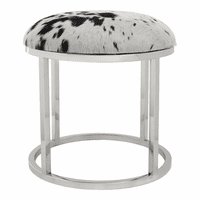 Moe's Home Furniture Appa Stool Round