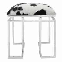 Moe's Home Furniture Appa Stool Square