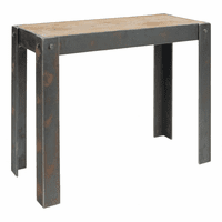 Moe's Home Furniture Bolt Console Table Natural