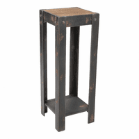 Moe's Home Furniture Bolt Plant Stand Natural