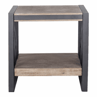 Moe's Home Furniture Bronx Side Table