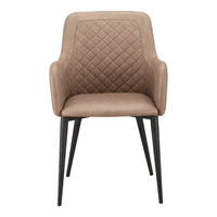 Moe's Home Furniture Cantata Dining Chair Brown-m2