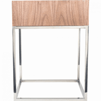 Moe's Home Furniture Chio Sidetable Walnut