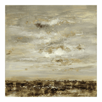 Moe's Home Furniture Cloudy Day Wall Decor