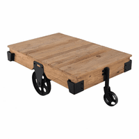 Moe's Home Furniture Coppermine Coffee Table