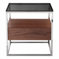 Moe's Home Furniture Cubix Side Table