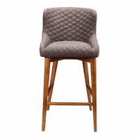 Moe's Home Furniture Doyle Counter Stool Brown