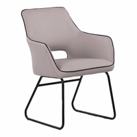 Moe's Home Furniture Entice Dining Chair Pearl