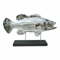 Moe's Home Furniture Fish With Base 2