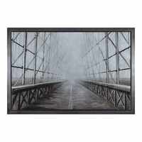 Moe's Home Furniture Footbridge Wall Decor
