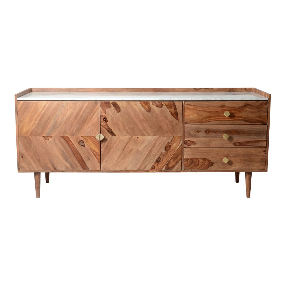 Moe S Home Furniture Halsten Sideboard