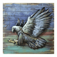 Moe's Home Furniture Hawk Wall Decor