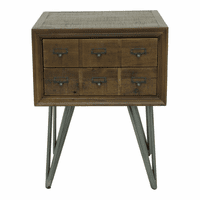 Moe's Home Furniture Javadi Side Table