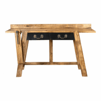 Moe's Home Furniture Kaleo Workbench Desk