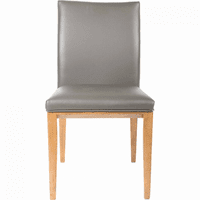 Moe's Home Furniture Kingston Dining Chair Grey-m2