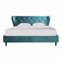 Moe's Home Furniture Madelaine Bed Queen