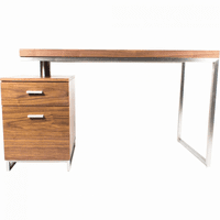 Moe's Home Furniture Martos Desk Walnut