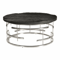 Moe's Home Furniture Morpheus Coffee Table Charcoal